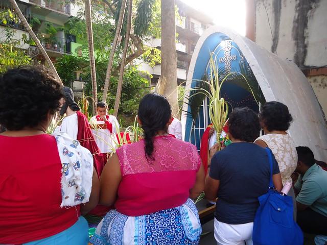 Domingo de Ramos em El Salvador