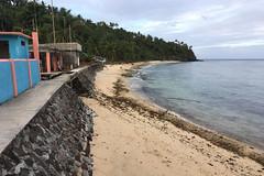 Sibale island - Sampong beach south