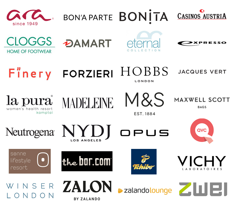 Brands Collage Blog