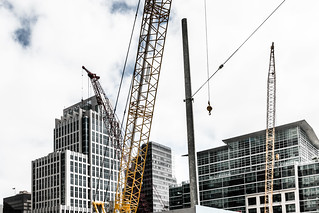 Construction, San Francisco | by Sharon Mollerus