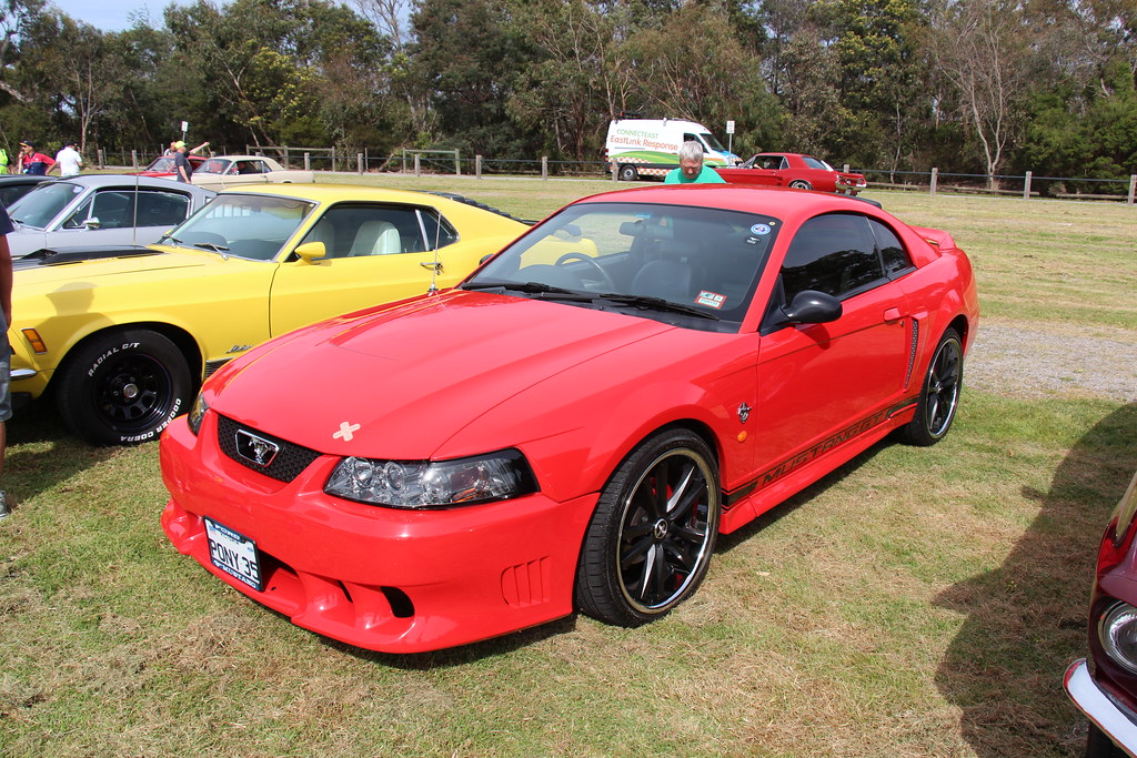 1999 Ford Mustang Gt 35th Anniversary Coupe Performance Re Flickr