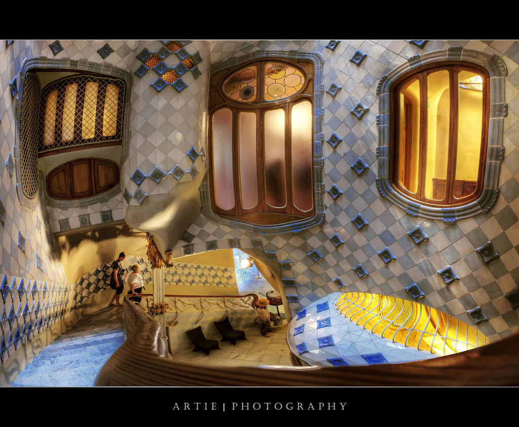 Casa batllo barcelona interior images for Casa interior