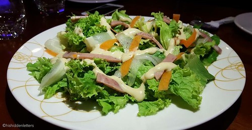 salad | by seansoliven