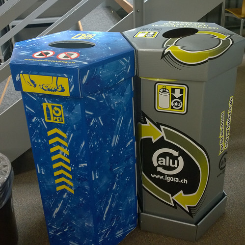 Alu recycling