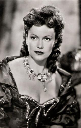 Angelika Hauff in Das Fräulein von Scuderi (1955)