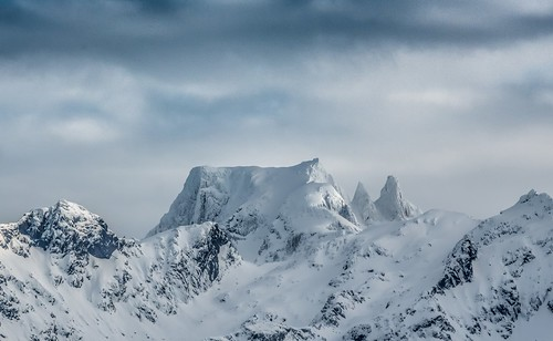 Mountain Møysalen. Epic Photos from Northern Norway by Benny Høynes