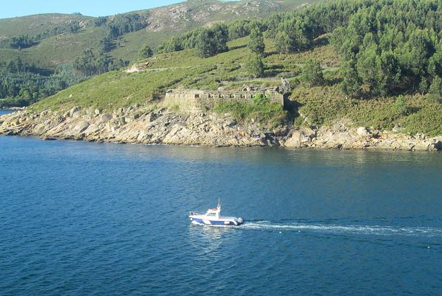 Third Fortification, Ferrol Estaury
