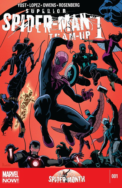 Superior Spider-Man Team-Up v1