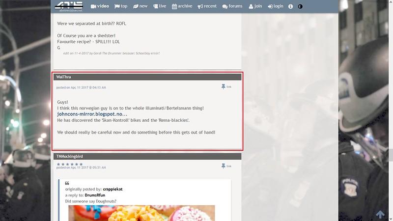 mer nettmobbing 11 april