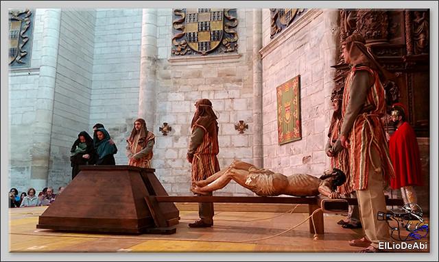 Descendimiento de Jesús de la Cruz en la Semana Santa de Briviesca 3