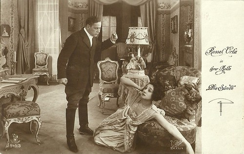 Ressel Orla in Die Sünde (1918)