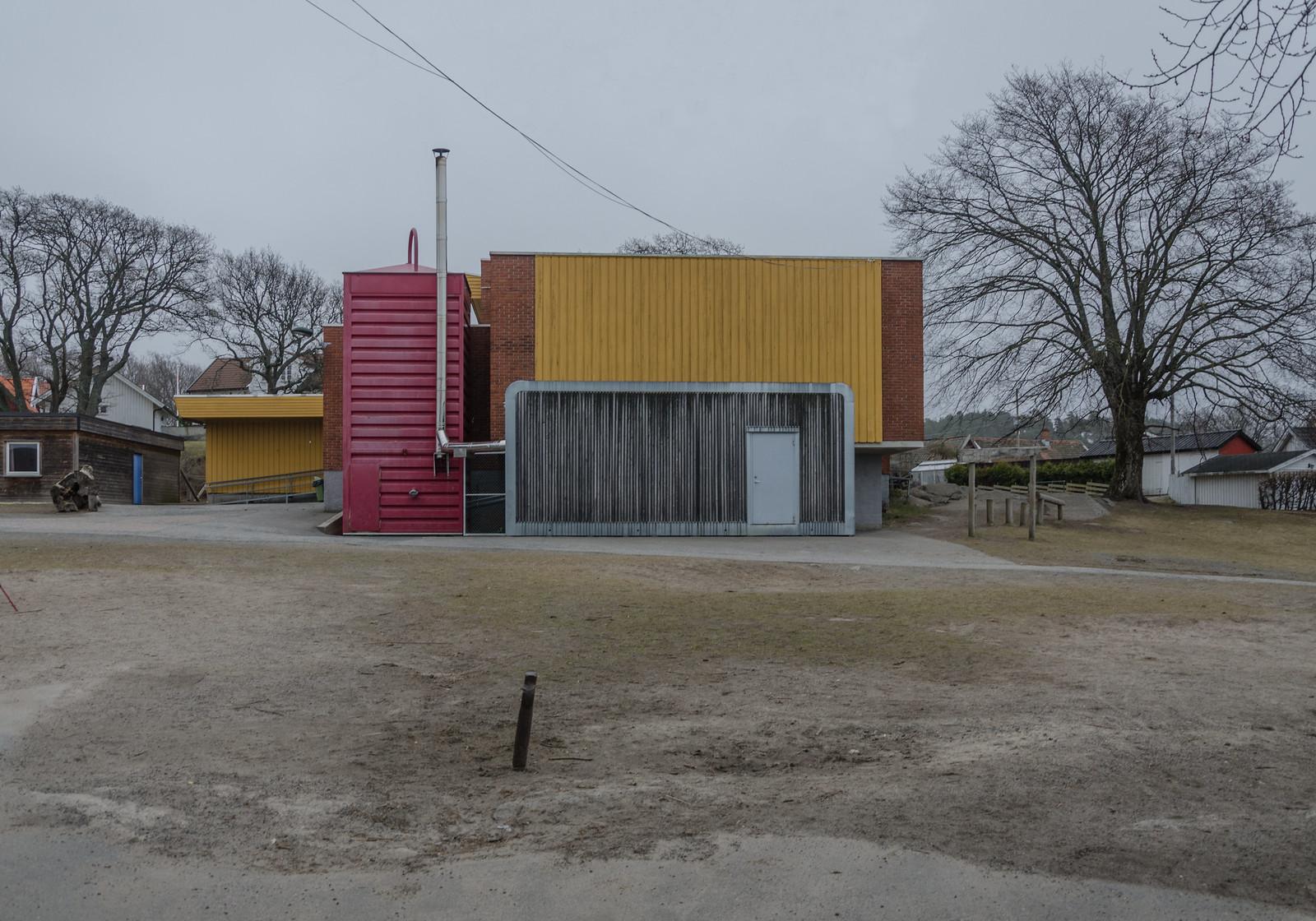 Schoolyard | by AstridWestvang