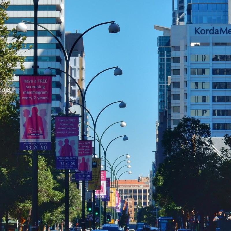Perth my second hometown skyscrapercity for 5 st georges terrace perth