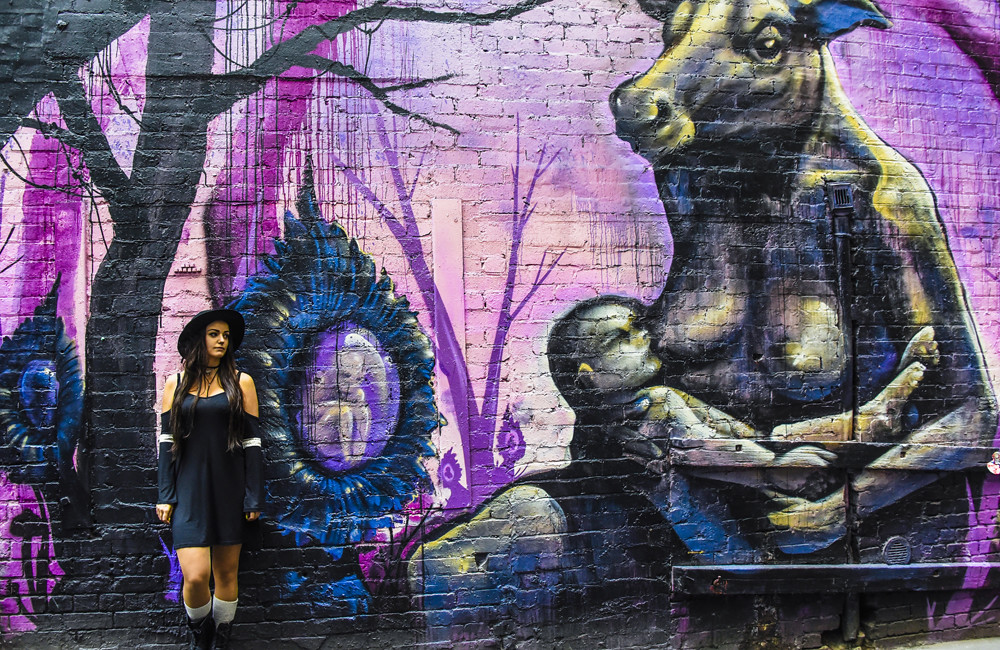 Melbourne | Melbournen katutaide