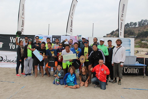 Maitencillo Open Beach Tennis 2017