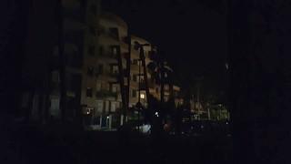 Borgo Regina al buio