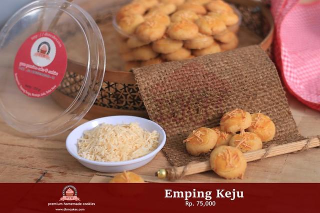 Emping Keju DKM COOKIES