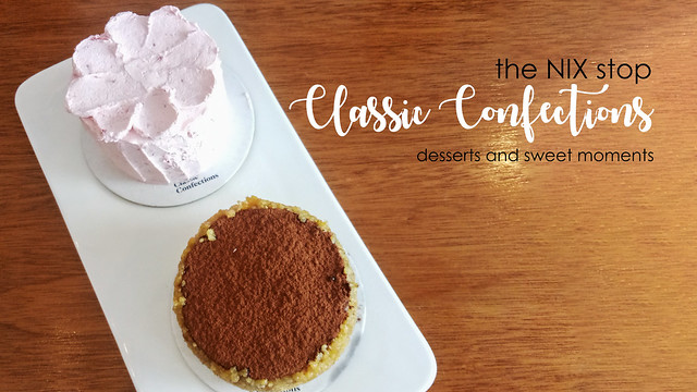 Classic Confections : Yummy Cakes and Sweet Moments