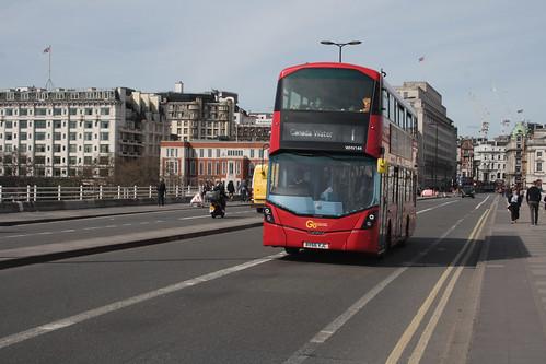 Go-Ahead London WHV144 BV66VJC