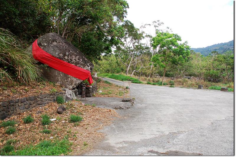 大梅溪生態示範區石頭山神祠