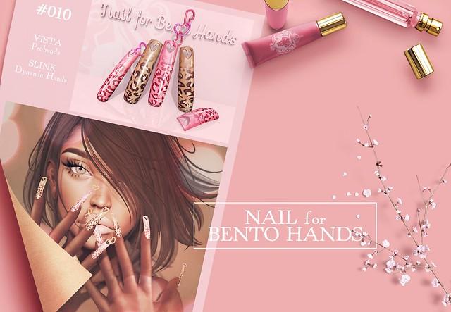 BENTO NAIL #010