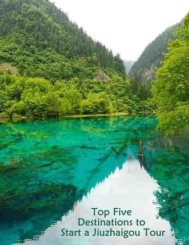 Top Five Destinations to Start a Jiuzhaigou Tour