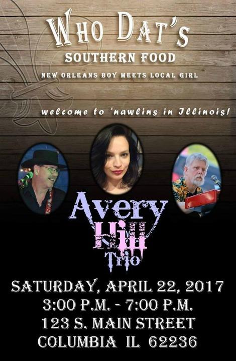 Avery Hill 4-22-17