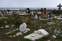 Cemetery on Rapa Nui (Easter Island) - 10