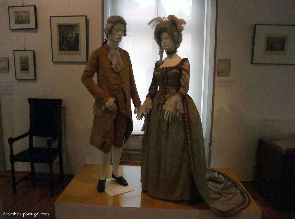 Un couple du siècle des Lumières