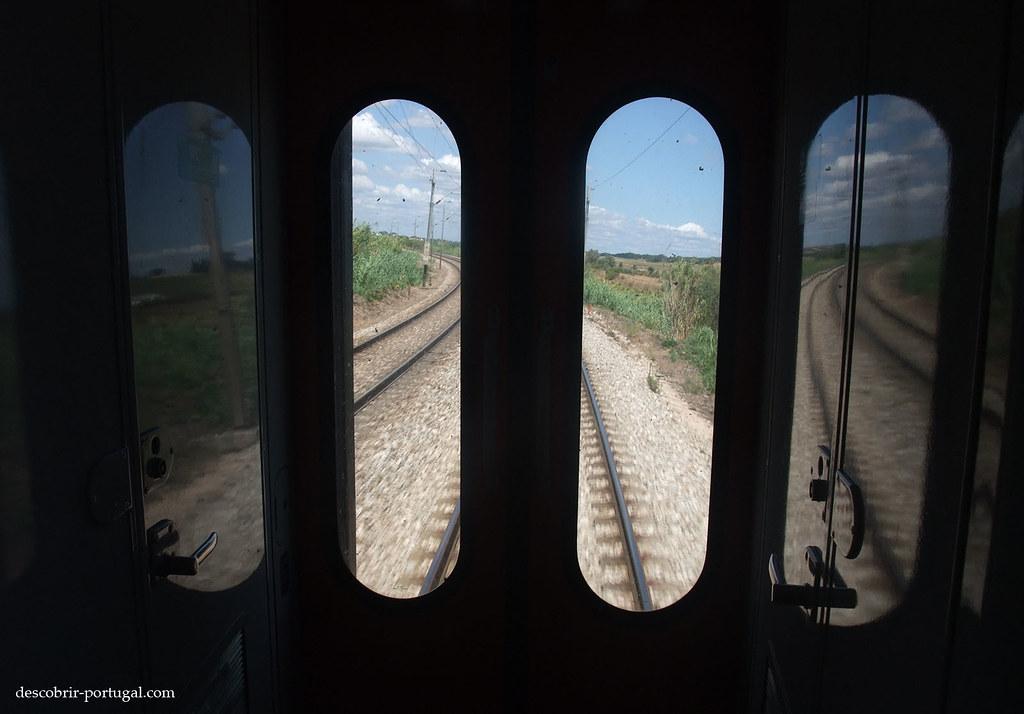 Dernier wagon du train