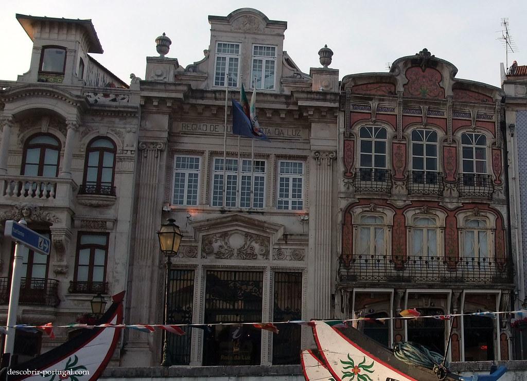 Façades du centre historique, Art Nouveau