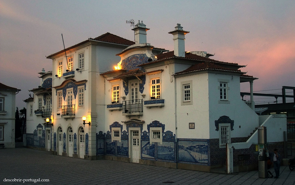 Gare de Aveiro