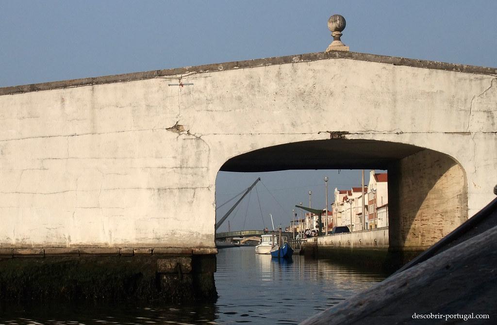 Entrée du canal São Roque