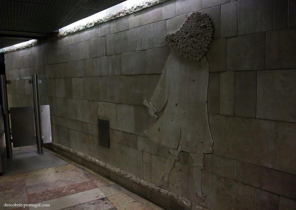 Cette décoration représente le Marquis de Pombal