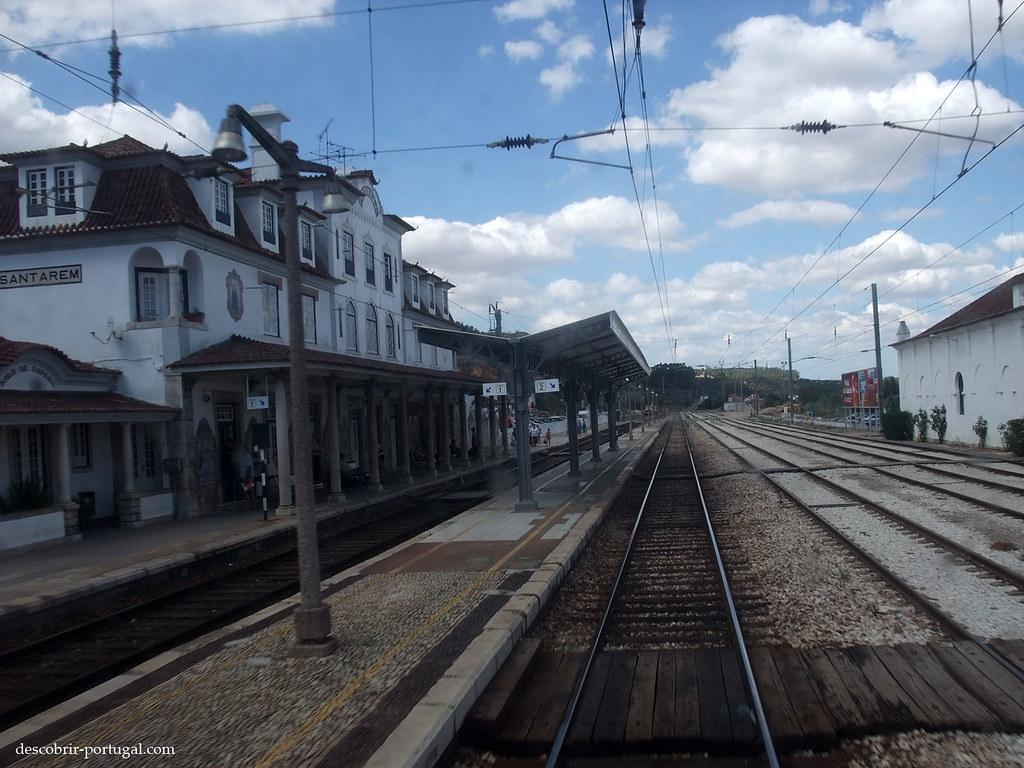 Gare de Santarém