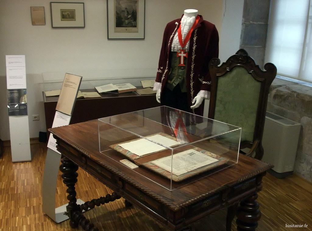 Bureau du Marquis de Pombal