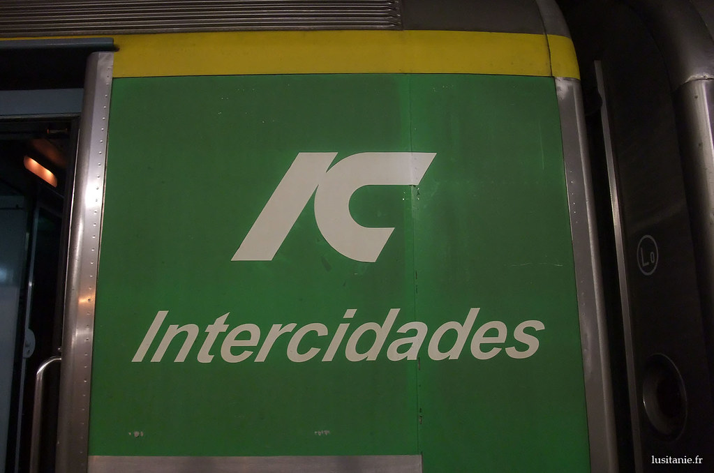 Logo du Intercidades