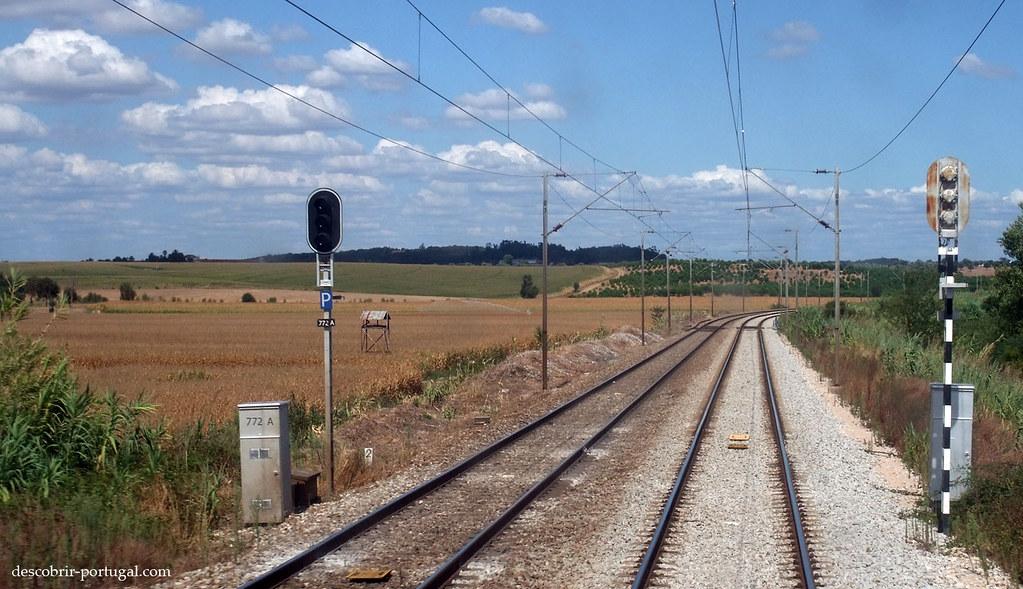 Feux de signalisation ferroviaire