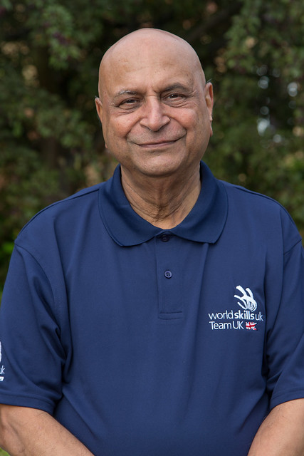 Dr Shyam Patiar MBE - Training Manager