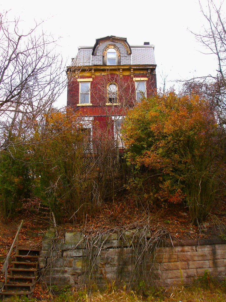 Abandoned Mansion in McKeesport, PA | Located on Jenny ...
