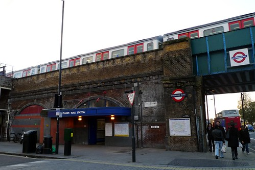 Goldhawk Road Station   by