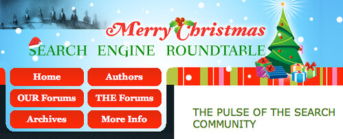 Christmas Theme 2009 at SERoundtable.com | by rustybrick