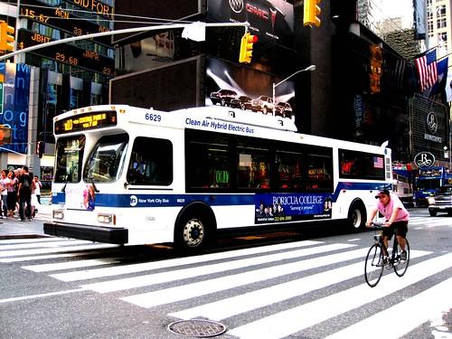 Mta New York City Bus 6629 Mta New York City Bus 6629