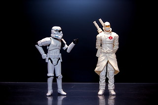 Stormtrooper vs. Storm Shadow (1/365) | by JD Hancock