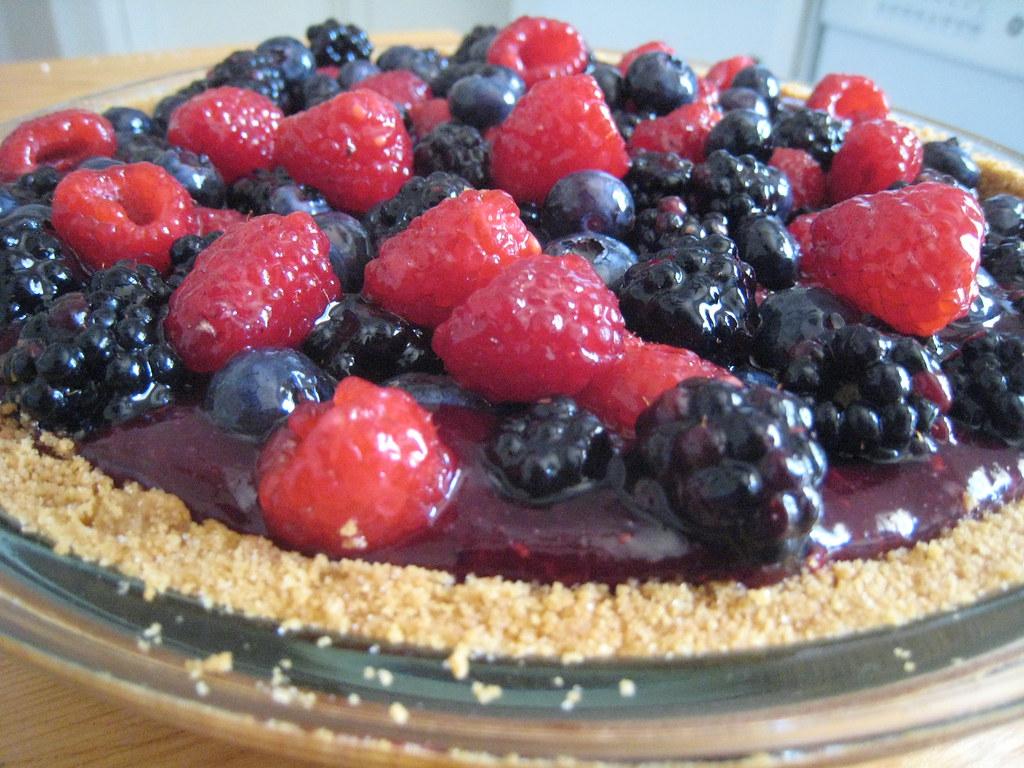 Summer Berry Pie America S Test Kitchen