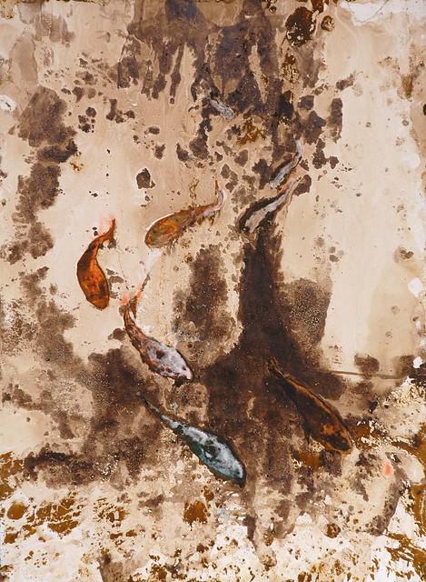 Moby Dick, La danza de los Peces VIII, Esteban Ruiz
