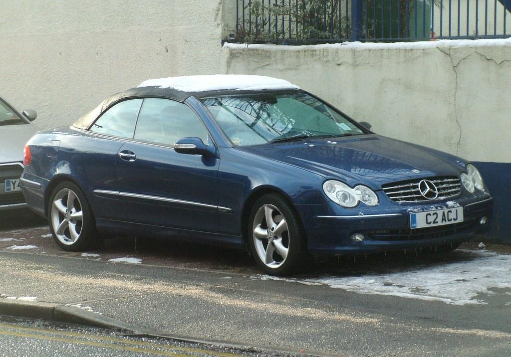 Clk 240 convertible 2003 mercedes benz clk 240 for Mercedes benz clk 240