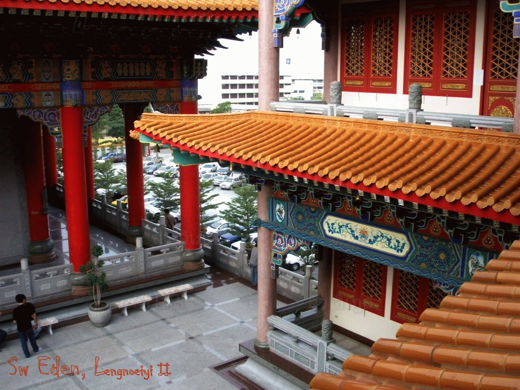 Chinese Architecture Roof