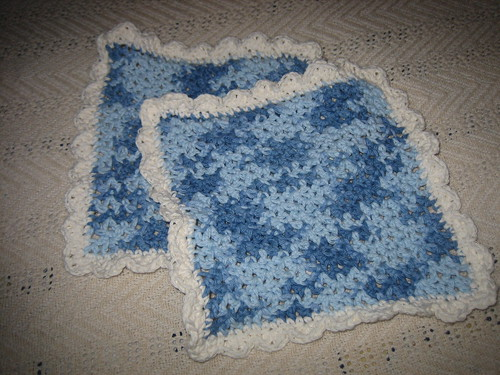 Crochet Dishcloth | by pelennor