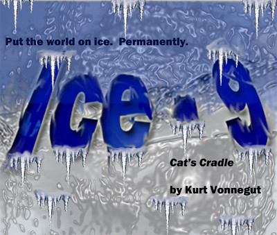 the world at risk in cats cradle by kurt vonnegut Painfully described in cat's cradle, in which the earth is locked in frozen death  keywords: utopia dystopia apocalypse kurt vonnegut cat's cradle 1  this  specific historical context lessens the risk of the kind of.